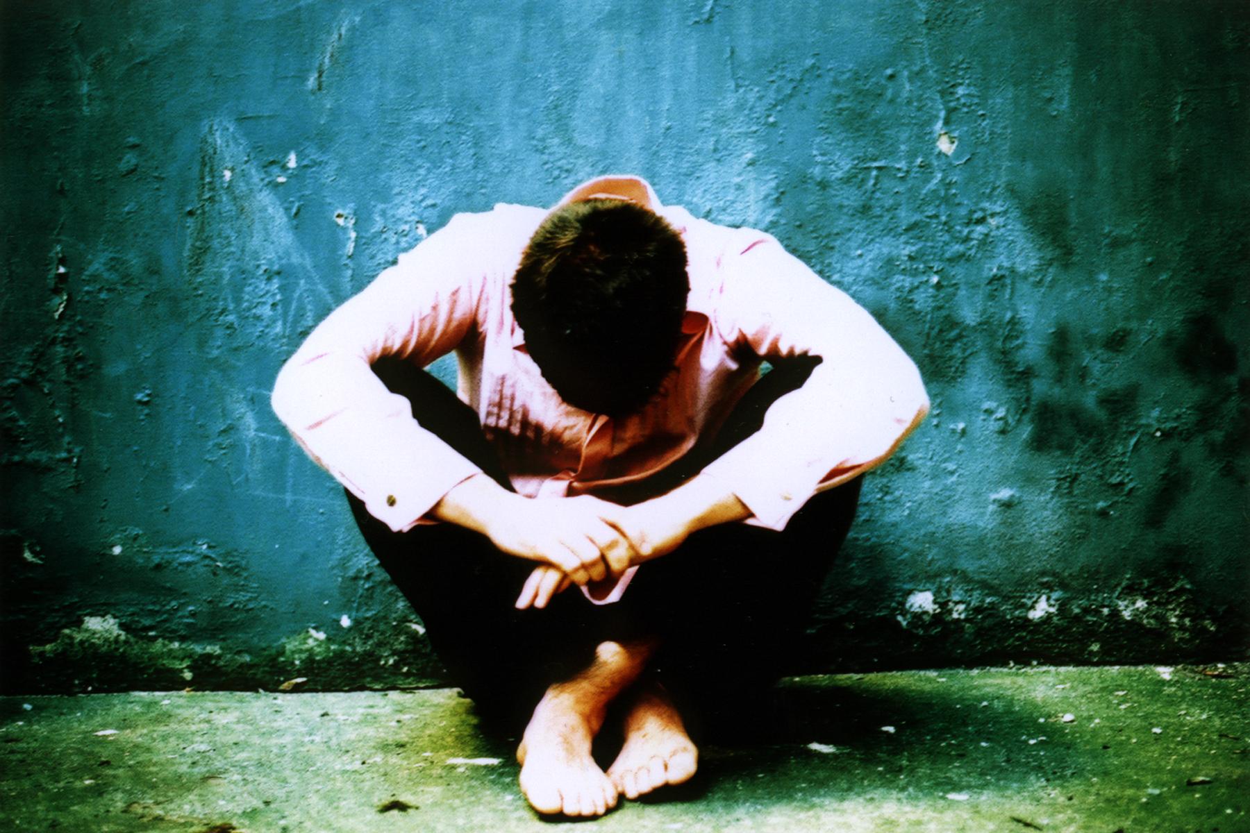 Depression und Rückzug